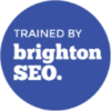 Brighton SEO Certificate