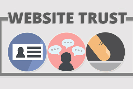 Website trust and conversions - Paramount Digital